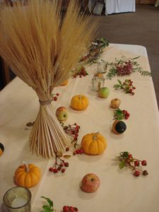 Harvest Table by Painted Tulip