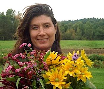 Nicole D'Agata floral designer